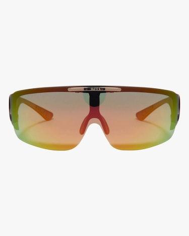 Sobe Mirror Shield Sunglasses: image 1