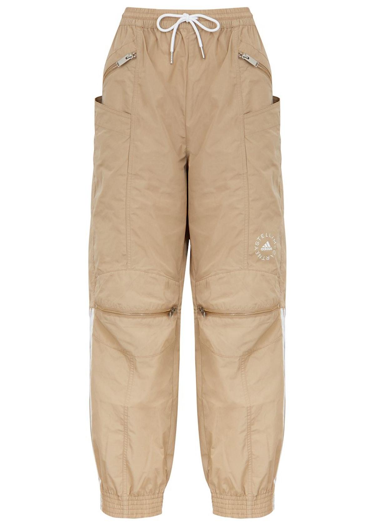 X adidas June stone shell sweatpants: image 1