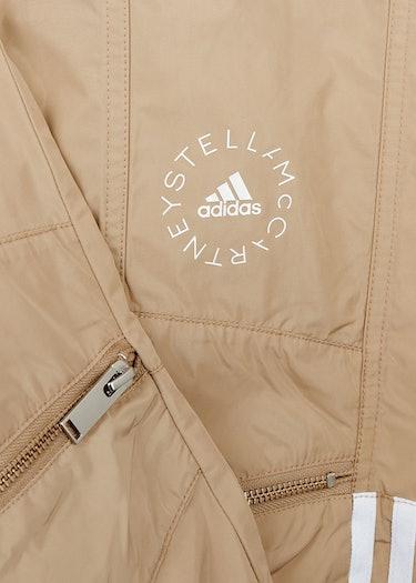 X adidas June stone shell sweatpants: additional image