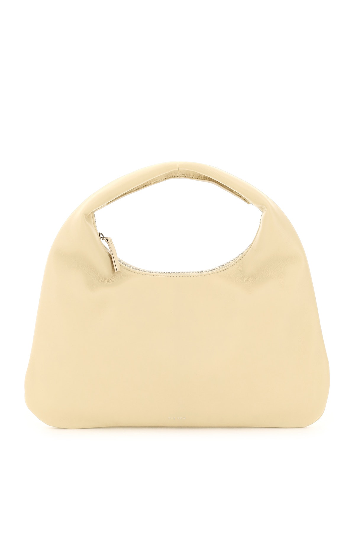 The Row Everyday Small Leather Hobo Bag: image 1