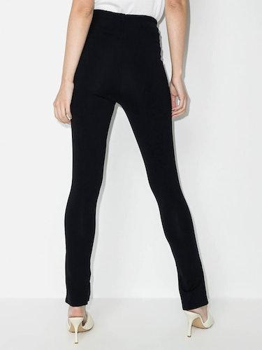 Front Zip Leggings: additional image