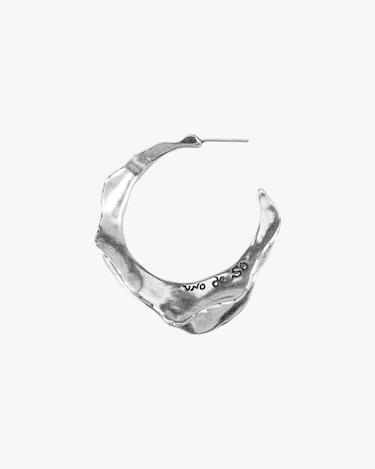 Swaggy Hoop Earrings: additional image