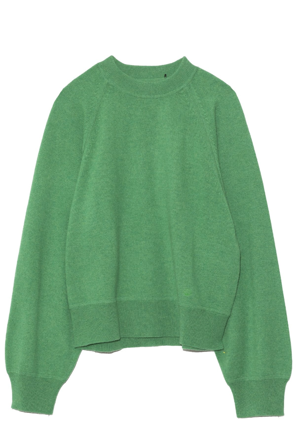Pemba Cashmere Sweater in Green: image 1