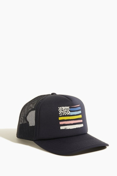 United Sweets Trucker Hat in Indigo: image 1