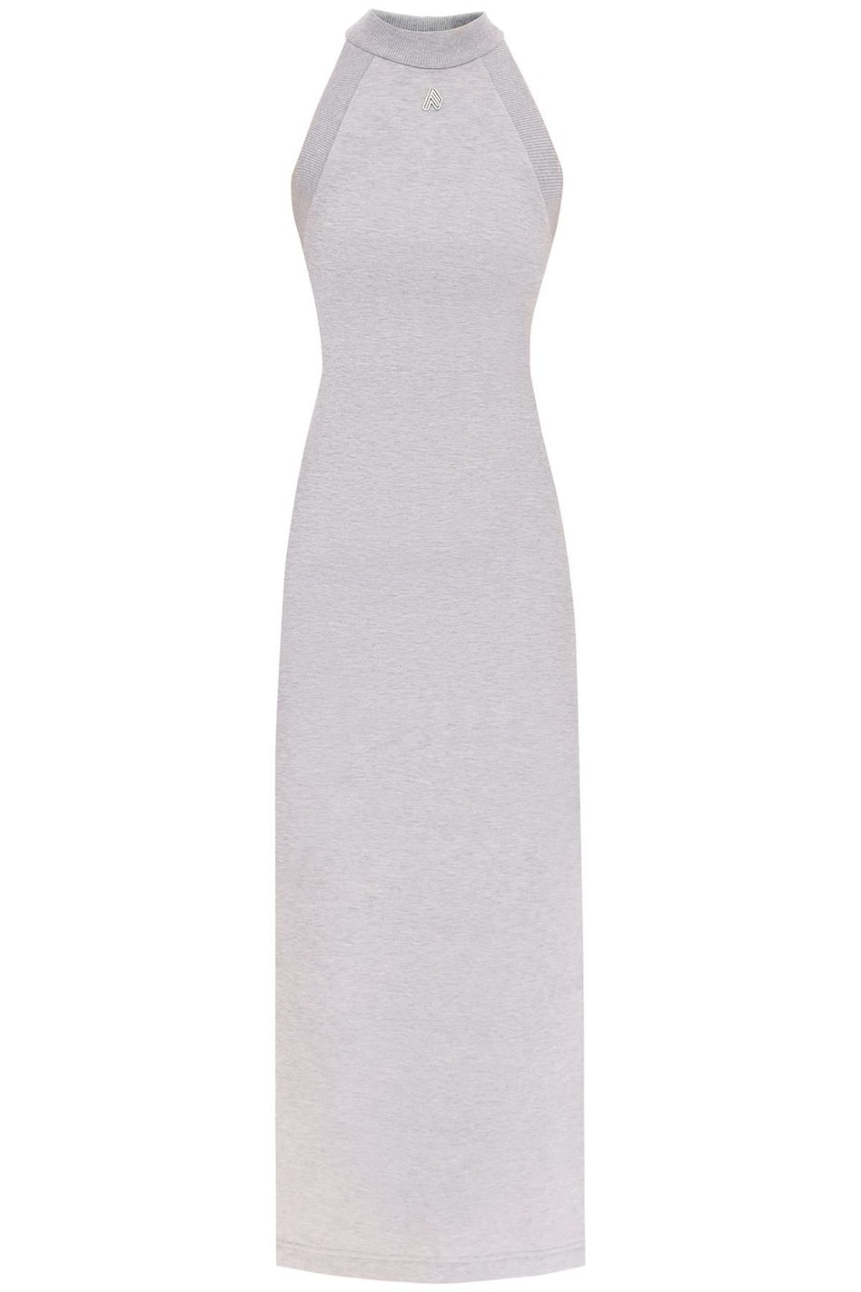The Attico Long Jersey Dress: additional image