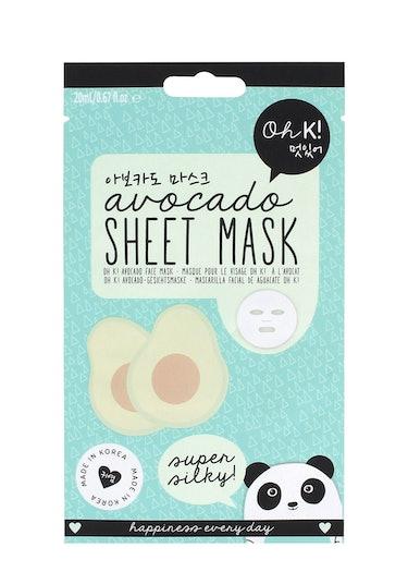 Avocado Sheet Mask: additional image