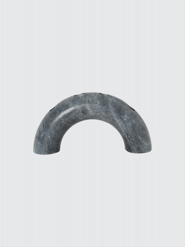 Bow Marble Candle Holder: additional image