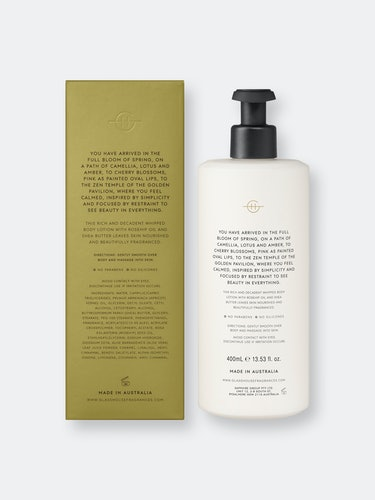 Kyoto in Bloom 13.5oz Body Lotion: additional image