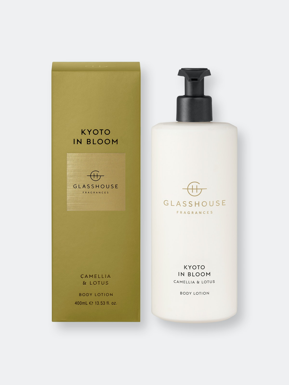 Kyoto in Bloom 13.5oz Body Lotion: image 1