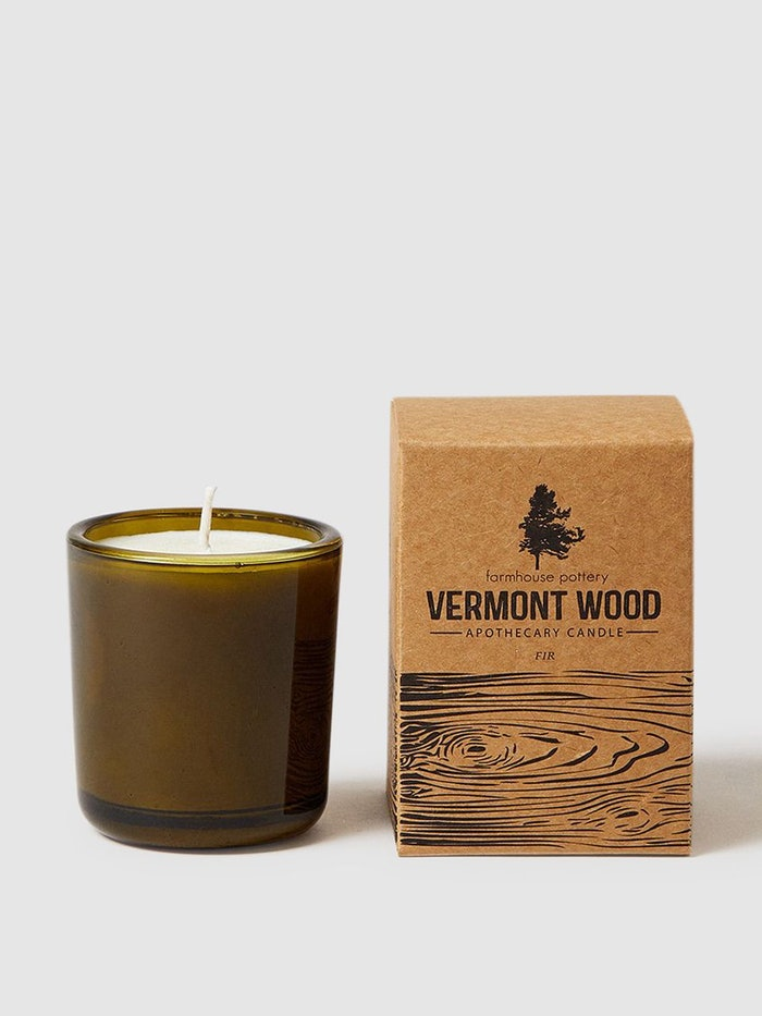 Vermont Wood Fir Candle: image 1