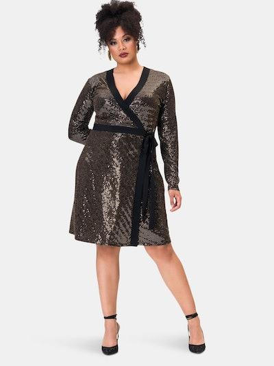 Kara Dress (Curve): image 1