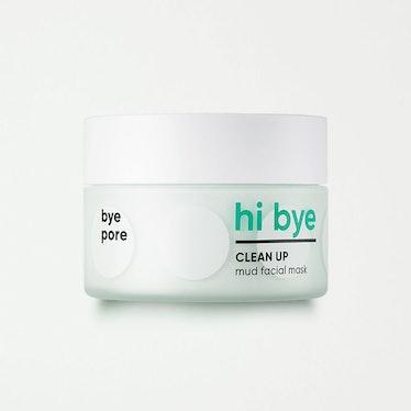 Hi Bye Clean Up Mud Facial Mask: image 1