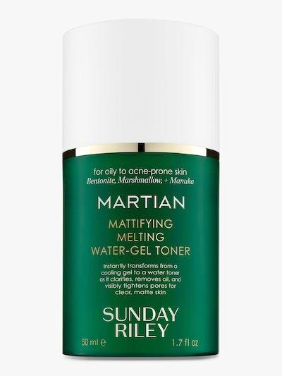 Martian Mattifying Melting Water-Gel Toner 50ml: image 1