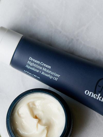 Dream Cream Nighttime Moisturizer: image 1