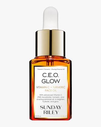 C.E.O Glow Vitamin C + Turmeric Face Oil 15ml: image 1