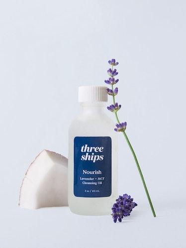 Nourish Lavender + MCT Cleansing Oil: image 1