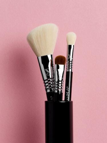 Essential Trio Brush Set - Black: image 1