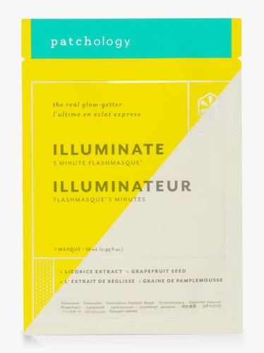 FlashMasque Illuminate 5 Minute Sheet Mask: image 1