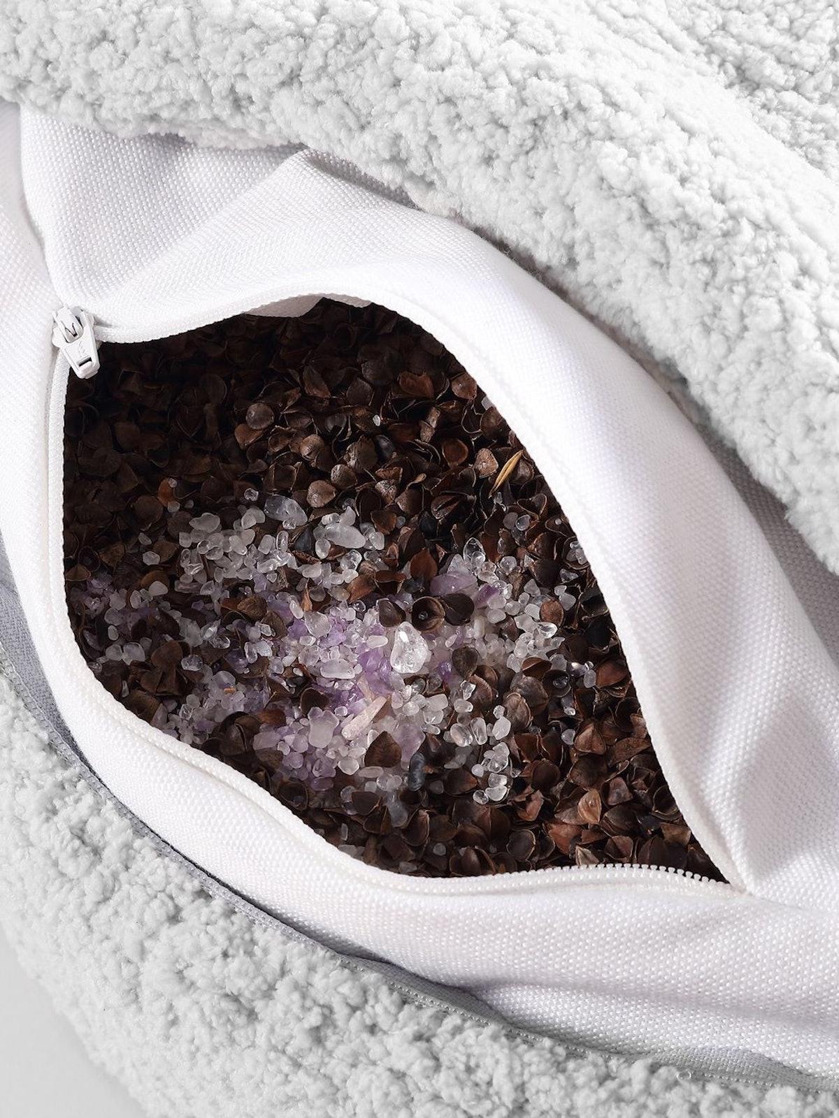 Crystal Meditation Pillow: image 1