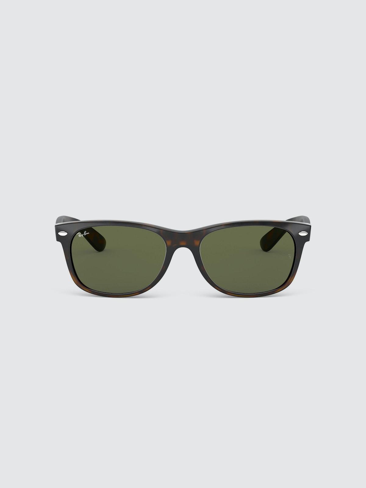 RB New Wayfarer X Square Sunglasses: image 1