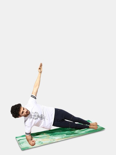 Anahata Yoga Mat: additional image