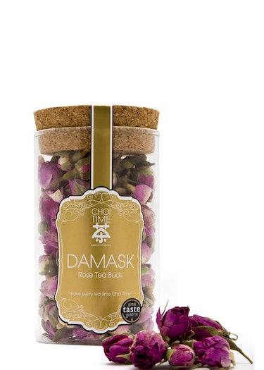 Damask Rose Tea Buds: image 1