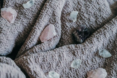 Crystal Weighted Blanket: additional image
