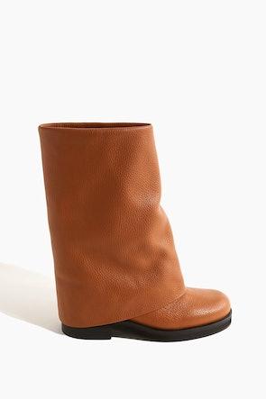 High Foldover Boot in Elah: image 1