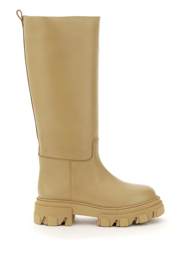Gia X Pernille Teisbaek Tubular Combat Boots: image 1
