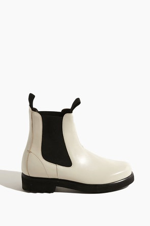 Zion Boot in Ivory: image 1