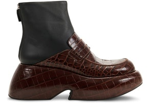 Wedge loafers: image 1