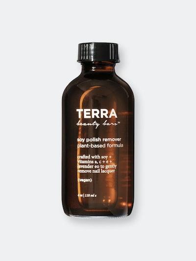 Terra Soy Plant Based Nail Polish Remover: image 1
