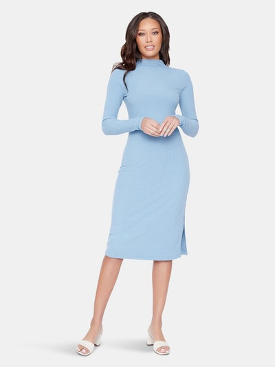 Baby Bye Bye Midi Dress: image 1