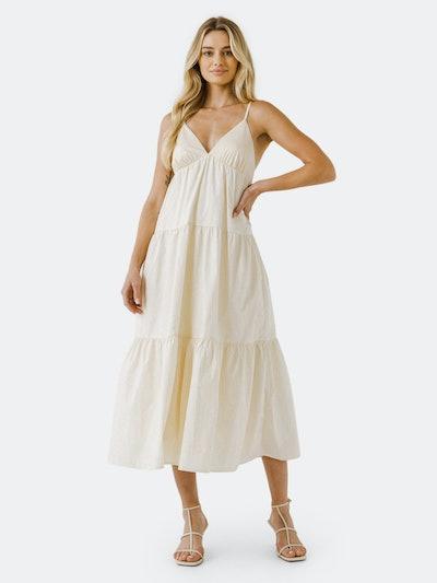 Mix Media Cami Dress: image 1