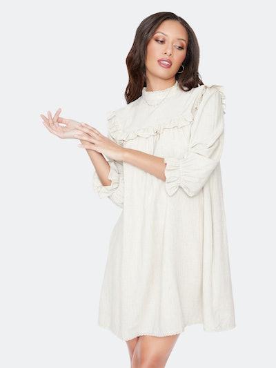 Easy Breezy Mini Dress: image 1