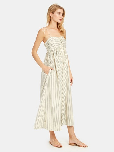 Easy Breezy Midi Dress: image 1