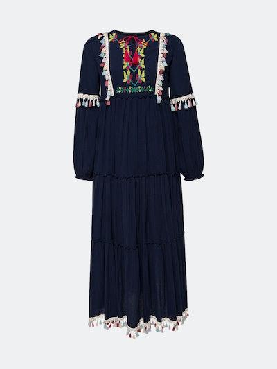 Rossini Maxi Dress: image 1