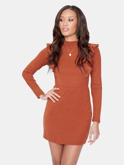 New Love Mini Dress: image 1