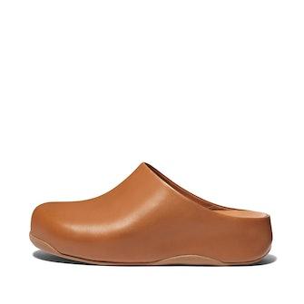 SHUV - Leather Clogs: image 1