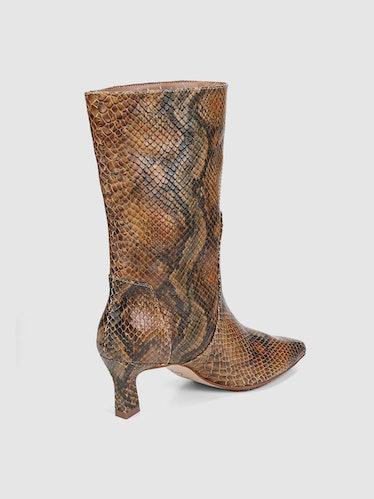 Savina Kitten Heel Boot: image 1