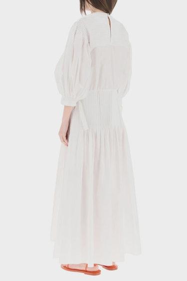 Jil Sander Long Cotton Dress: additional image