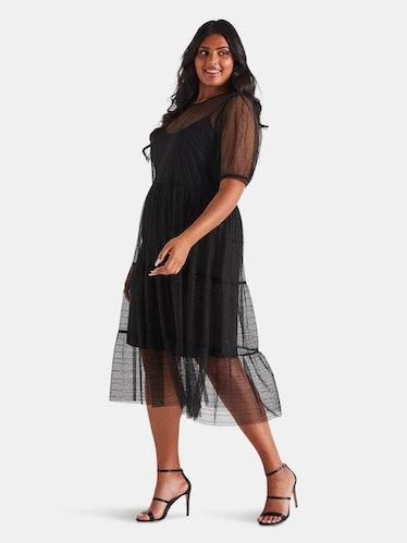Caged Dress: image 1