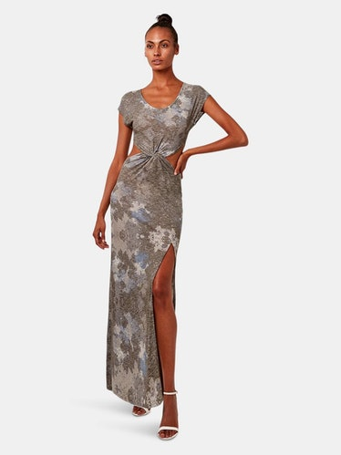 The New Camo Maxi Dress: image 1