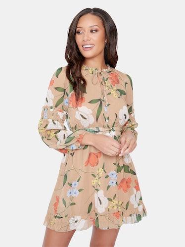 Sweet Whispers Mini Dress: image 1