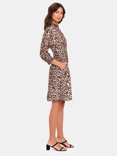 Adalicia Mini Dress: image 1