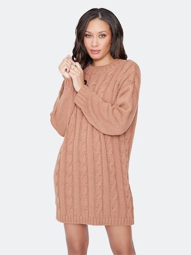 Staycation Mini Dress: image 1