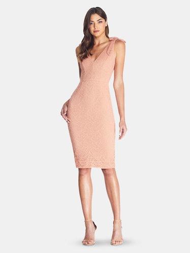 Mary Dress - Blush: image 1