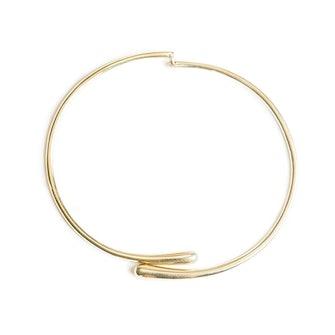 Dash Hinge Wrap Choker Necklace: image 1