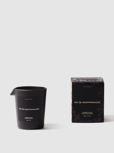 Massage Oil Candle Lotus No. 9: additional image