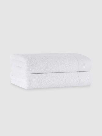 Signature Turkish Cotton Bath Towel Set of 2: image 1